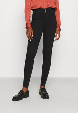 ONLY Tall - ONLRAIN LIFE - Jeans Skinny Fit - black