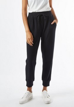 Dorothy Perkins - BRUSHED JOGGER - Jogginghose - black
