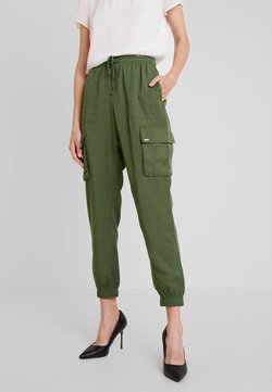 TOM TAILOR DENIM - Jogginghose - fresh olive green