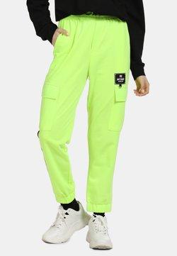 myMo ATHLSR - Jogginghose - neon green
