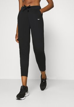 Nike Performance - DRY GET FIT  - Verryttelyhousut - black