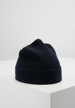 Johnstons of Elgin - CASHMERE BEANIE - Beanie - navy
