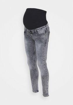 River Island Maternity - Jeans Skinny Fit - grey acid