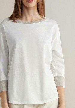 Falconeri - Langarmshirt - bianco
