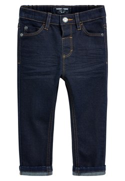 Next - Straight leg jeans - mottled royal blue