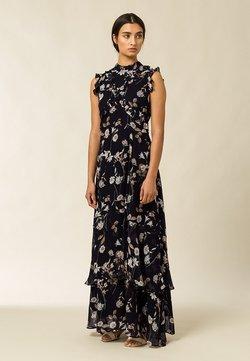 IVY & OAK - Długa sukienka - aop - branche flowers black