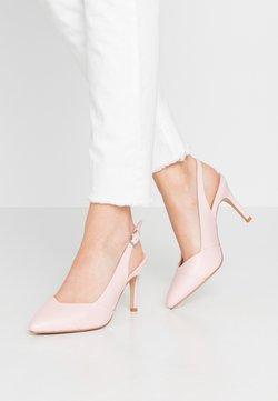 Wallis - CAMBRIDGE - High heels - light pink