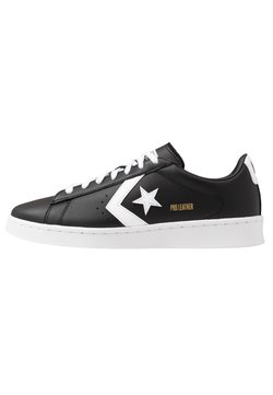 Converse - PRO LEATHER - Sneaker low - black/white