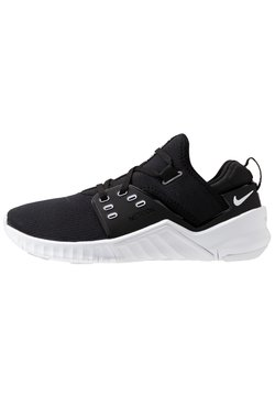 Nike Performance - FREE METCON  - Trainings-/Fitnessschuh - black/white