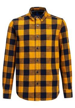 WE Fashion - FLANELLEN - Hemd - yellow