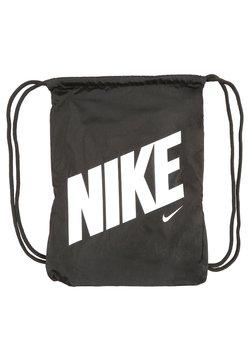 Nike Sportswear - UNISEX - Gympapåse - black/black/hyper crimson