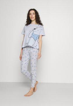 Women Secret - WINNIE - Pyjama - blue