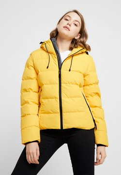 Superdry - SPIRIT PUFFER ICON  - Winterjacke - bright yellow