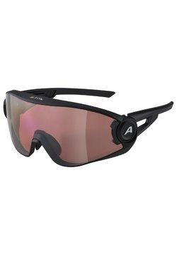 Alpina - Sportbrille - black matt