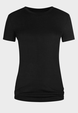 Mey - UNTERHEMD SERIE PERFORMANCE - Unterhemd/-shirt - schwarz