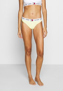 Tommy Hilfiger - THONG - String - elfin yellow