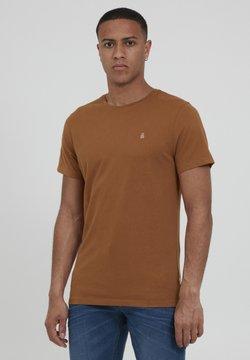 Blend - T-shirts basic - glazed ginger