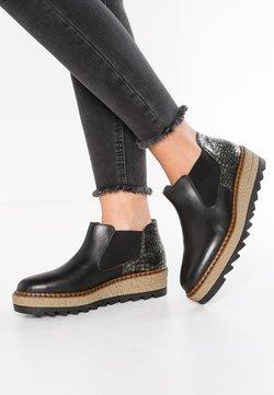Rieker - Ankle Boot - nero/altsilber