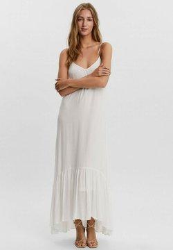 Vero Moda - Maxikleid - blanc