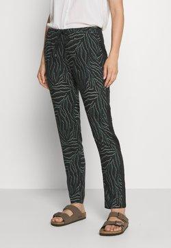 Opus - Trousers - caper