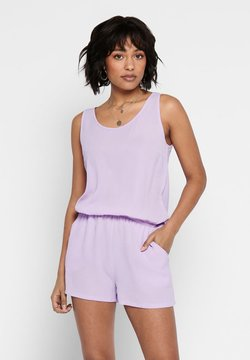ONLY - PLAYSUIT ÄRMELLOSER - Combinaison - orchid bloom