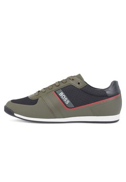 BOSS - Sneaker low - open green