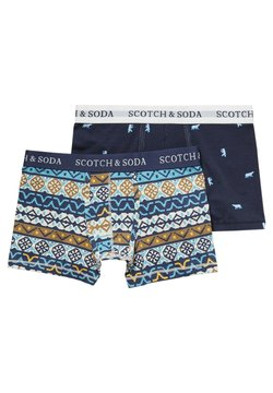 Scotch & Soda - 2-PACK - Caleçon - combo e