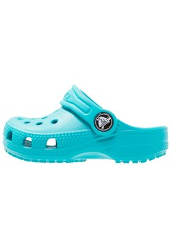 Crocs - CLASSIC UNISEX - Badesandale - turquoise
