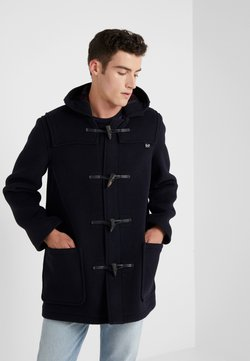 Gloverall - MID LENGTH DUFFLE - Manteau court - navy