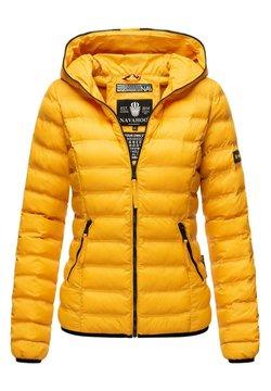 Navahoo - NEEVIA - Winterjacke - dark yellow