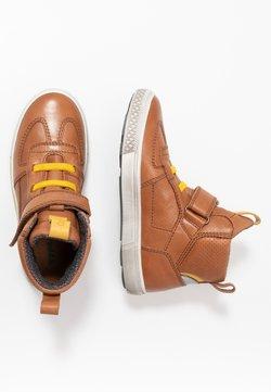 Froddo - STRIKE TEX MEDIUM FIT - Sneakers hoog - cognac