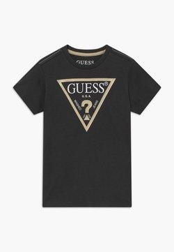Guess - TODDLER CORE - Print T-shirt - dark grey