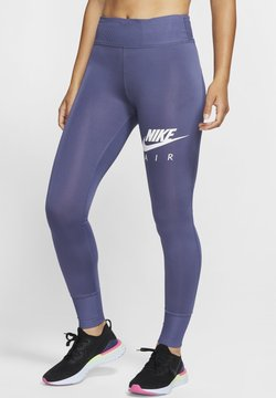 Nike Performance - Tights - sanded purple/white