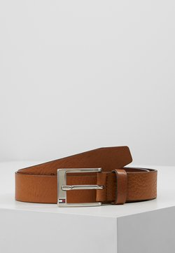 Tommy Hilfiger - NEW ALY BELT - Ceinture - dark tan