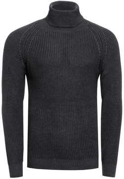 Rusty Neal - Strickpullover - anthrazit