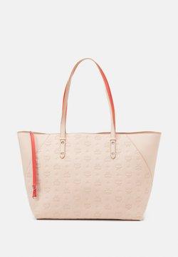MCM - Shopping Bag - bisque
