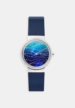 Skagen - ANNELIE - Montre - blue