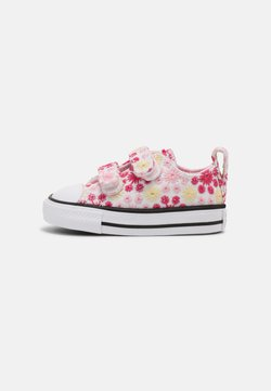 Converse - CHUCK TAYLOR ALL STAR UNISEX - Sneakers basse - white/pink/black