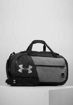 Under Armour - UNDENIABLE DUFFEL 4.0 - Sports bag - graphite medium heather/black