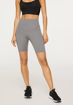 OYSHO - CYCLING - Tights - light grey
