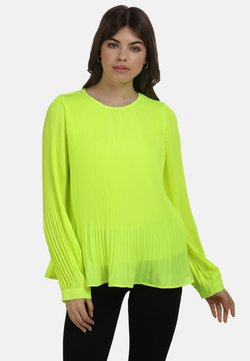 myMo - Bluse - neon gelb