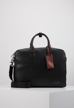 Calvin Klein - LAPTOP BAG - Portfölj - black