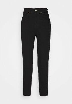 Miss Selfridge Petite - MOM - Jeans Relaxed Fit - black