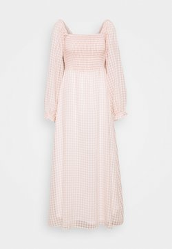 Love Copenhagen - UMILINA LONG DRESS - Maxi dress - dusty pink