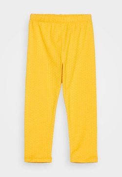 GAP - Legging - yellow sundown