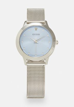 Guess - Klocka - silver-coloured