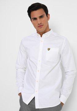 Lyle & Scott - REGULAR FIT  - Skjorta - white