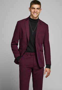 Jack & Jones PREMIUM - JPRVINCENT - Anzugsakko - vineyard wine