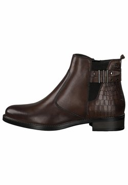 Tamaris - STIEFELETTE - Ankle Boot - muscat