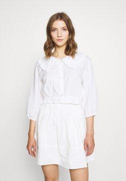 Monki - MILDA BLOUSE - Camicia - white